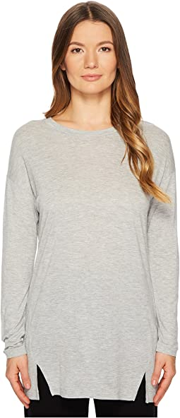 Vince - Long Sleeve Drapey Tunic