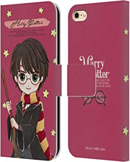 Head Case Designs Officieel Gelicentieerd Harry Potter Harry Doodse heiligheden XXXVII Lederen Book Portemonnee Cover comp...