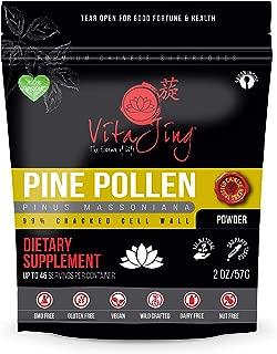 Best pine pollen tablets benefits Reviews