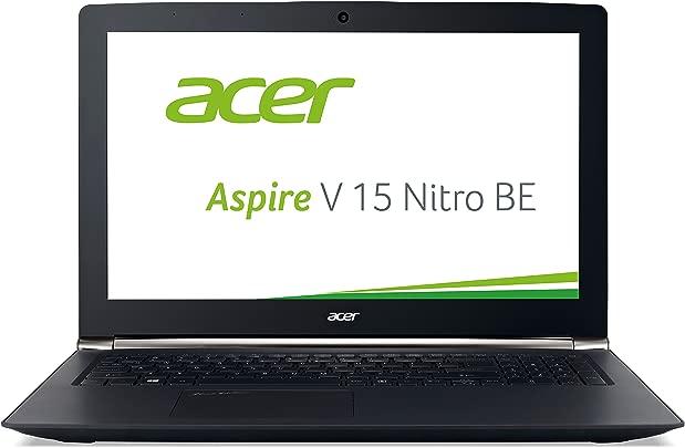 Acer Aspire 15 Nitro Black Edition  VN7-592G-747P  39 6 cm  15 6 Zoll Ultra-HD IPS matt  Gaming Laptop  Intel Core i7-6700HQ  16 GB RAM  2 000 GB HDD   4 GB VRAM   Win 10  schwarz