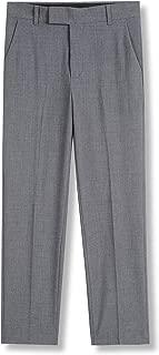 boys gray trousers