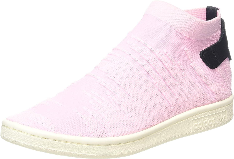 Adidas Adidas Originals Damen Stan Smith Sock Primeknit Turnschuhe  Auswahl mit niedrigem Preis