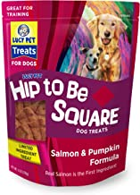 Lucy Pet Hip to Be Square Dog Treats 6Oz