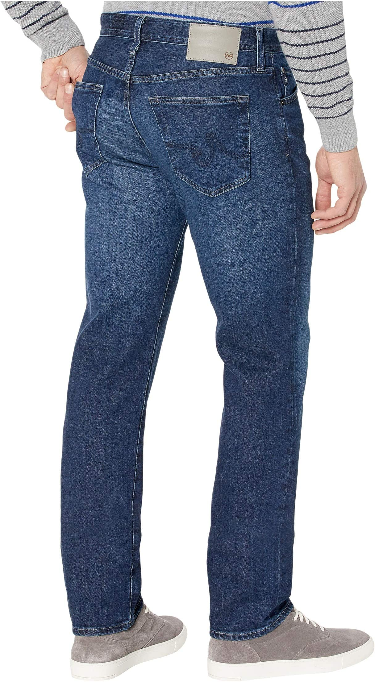 AG Adriano Goldschmied Graduate Tailored Leg Jeans in Crusade 0bs9L