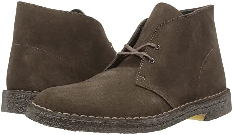 Boots, Chukka, Full-grain Leather, Men | Shipped Free at Zappos