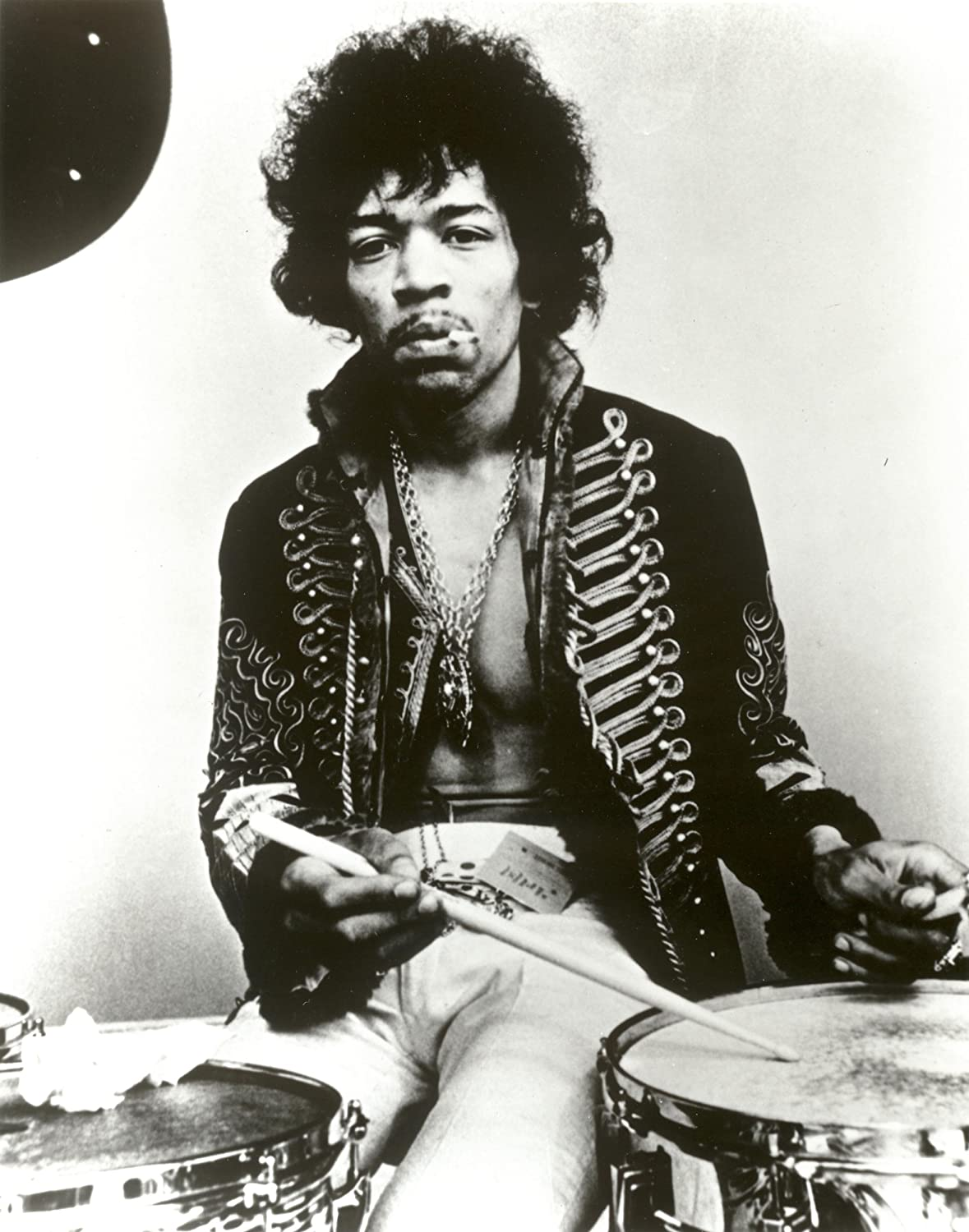 Jimi Hendrix Photo latest Druming Drums Music 8x10 Ranking TOP4 Photos Hollywood