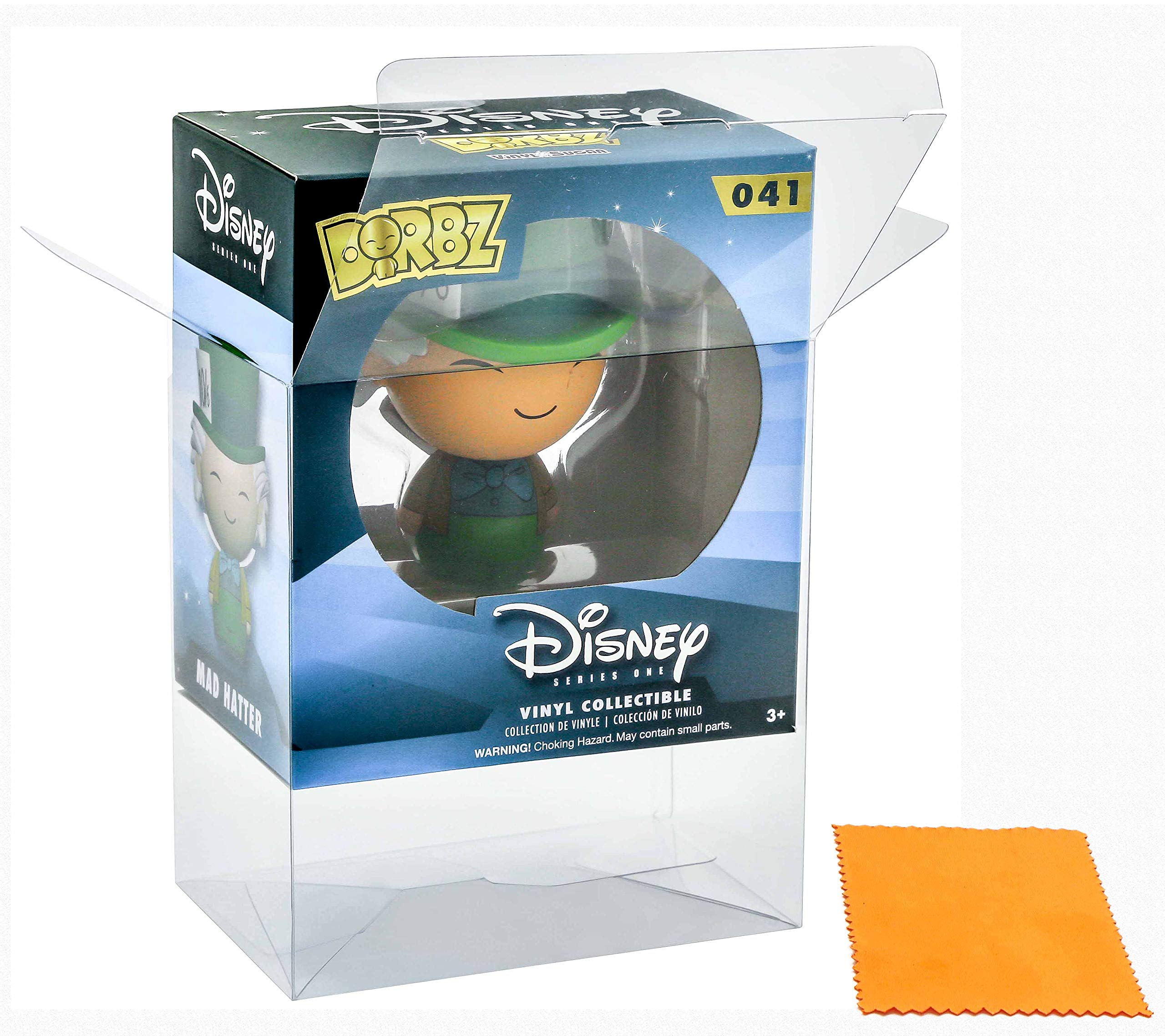 ATV Store Premium Funko Pop Protectors Vinyl Display Box Cases DORBZ (Pack of 10) (Figure Not Included): Amazon.es: Juguetes y juegos