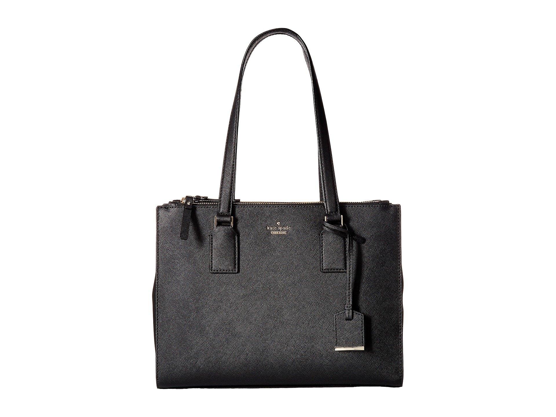 New Kate Spade New York Cameron Street Small Jensen Handbags, Black