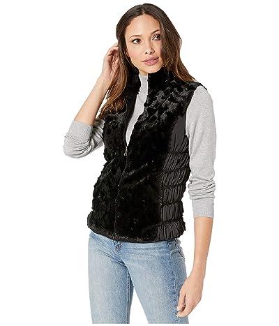 Scully Reversible Ultra Soft Vest (Black) Women
