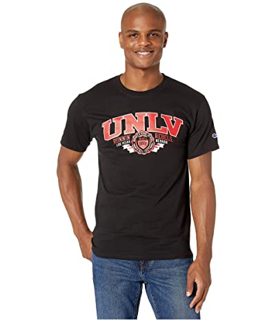 Champion College UNLV Rebels Jersey Tee (Black 1) Men