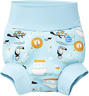 Splash About New and Improved Happy Nappy Swim Diapers (Noah's Ark, 2-3 Years)