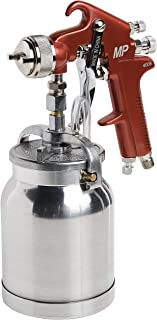 Astro Pneumatic Tool 4008 Spray Gun with Cup – Red Handle 1.8mm Nozzle