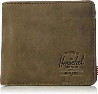 Herschel Supply Co. Men's Hans Coin XL Leather RFID