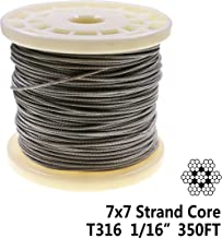 Best cable steel wire Reviews