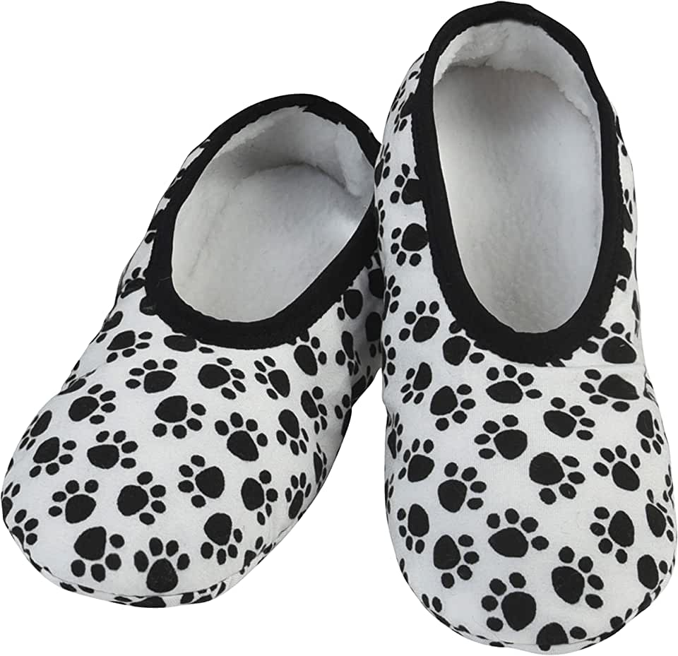 Womens This N That Skinnies (Dog Paws Mini, Large)