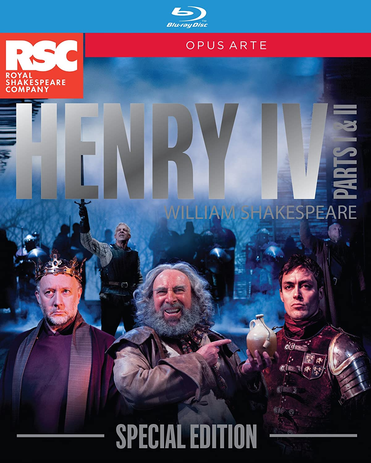Henry IV Part 1 Ranking TOP11 2 Blu-ray Japan Maker New - Edition Special
