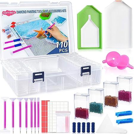 1pc Shell Diamond Painting Tool Kit Fixer Sewing Cross Stitch DIY Accessories