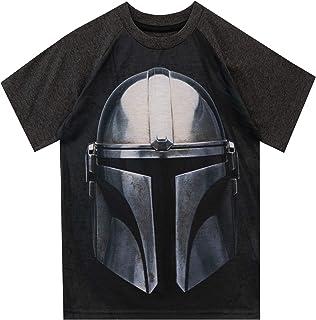 Star Wars Camiseta para Niños The Mandalorian