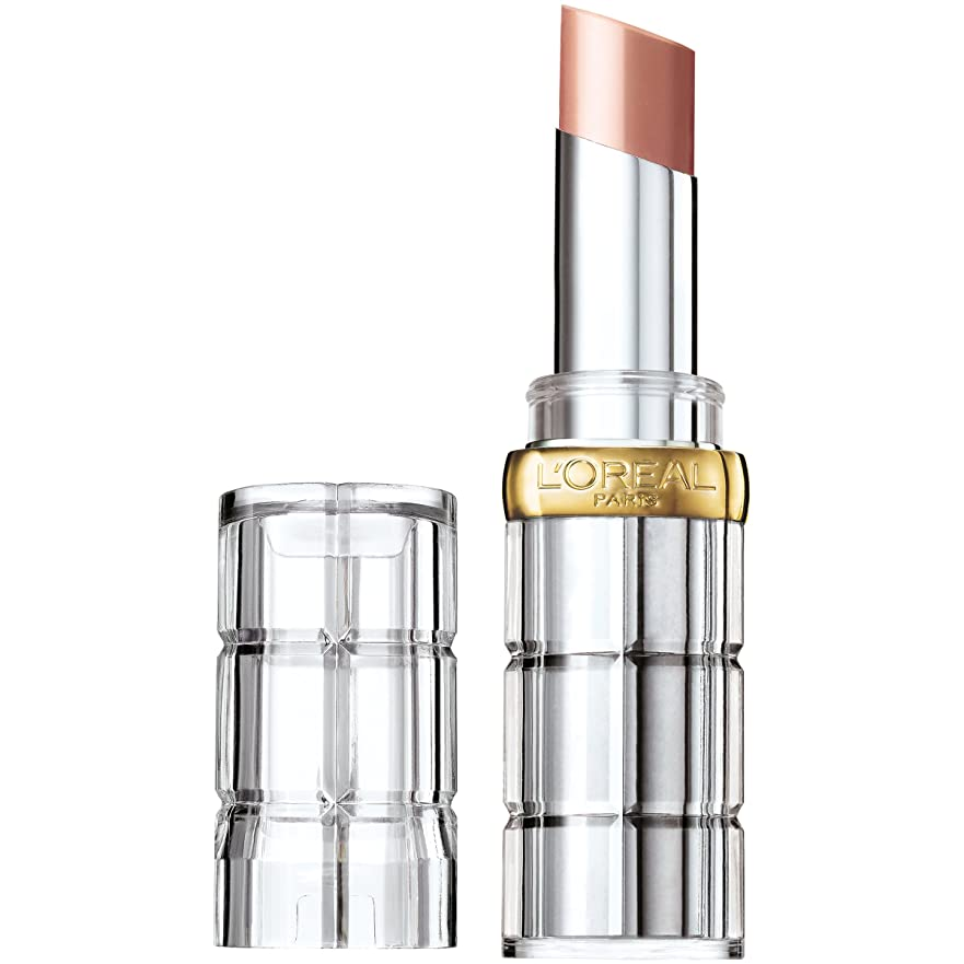 ファイバうまれた小さいL'Oréal Colour Riche Shine Lipstick (900 GLOSSY FAWN)