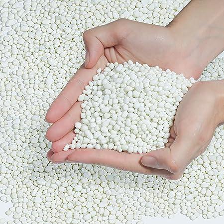 T4U 化粧砂 観葉植物 白玉石 砂利 水槽底砂 園芸用砂 飾り石 盆栽砂 造園装飾 水栽培 DIY アクセサリ 450グラム