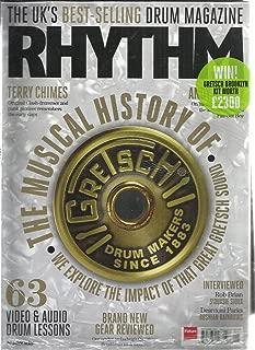 RHYTHM MAGAZINE, SEPTEMBER, 2013 NO. 220 (THE UK'S BEST-SELLING DRUM MAGAZINE)