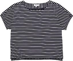 Julie Yarn-Dye Knit w/ Sequin Top (Big Kids)