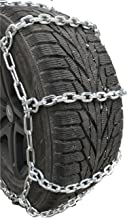 TireChain.com 285/65R-16, 285/65-16 7mm Square Boron Alloy Tire Chains,