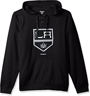 Team Crest Performance Fleece Hockey Hood