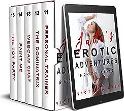 Jade's Erotic Adventures (Lesbian / Bisexual Erotica): Books 11 - 15 (Box Set Book 3)