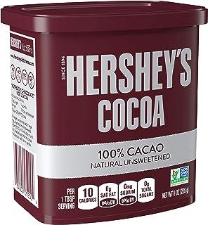 Hershey's, Unsweetened Cocoa Poweder, 8 oz