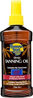 Banana Boat Deep Tanning Oil - A Golden Tanning Blend 236ml