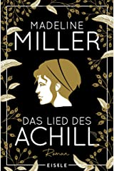 Das Lied des Achill (German Edition) Kindle Edition