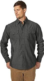 Men's Long Sleeve Classic Woven Shirt