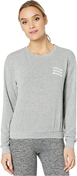 Let's Be - Medium Heather Grey