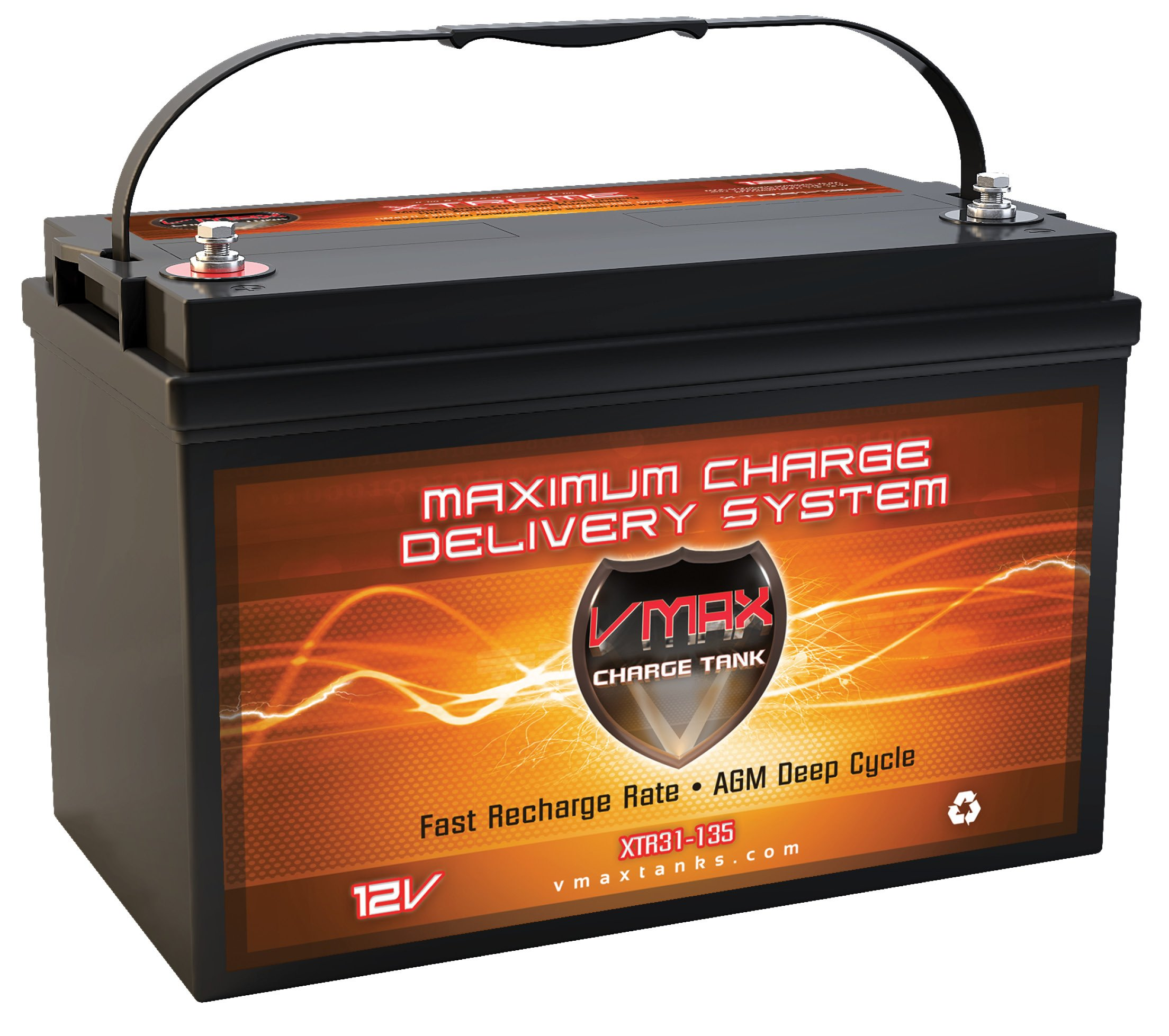 VMAX XTR31 135 Battery Sealed Camper