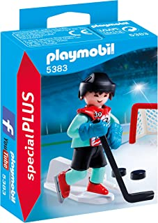 playmobil hockey puck