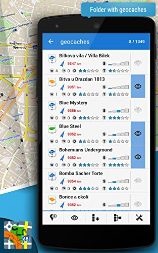 Locus Map Pro Outdoor GPS Abbildung 3