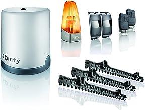 Somfy 2401410 Motorisering van schuifdeuren freevia 400, 230 V, grijs