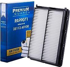 PG Air Filter PA99071| Fits 2020 Hyundai Palisade, 2017-18 Santa Fe Sport, 2019-20 Santa Fe, 2020 Kia Telluride, 2015-19 Sedona, 2016-19 Sorento