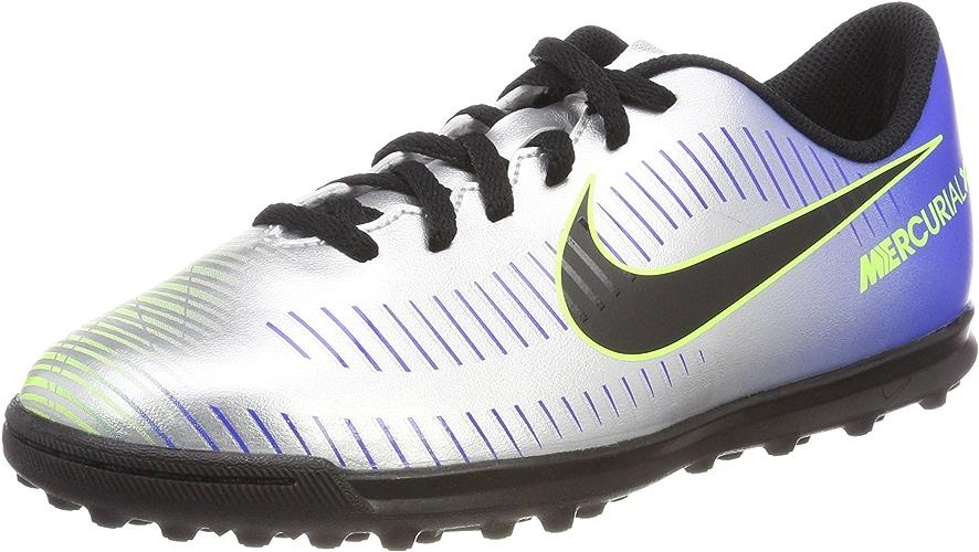 Nike Jr MercurialX Vrtx III NJR TF, Chaussures de Fitness Mixte Enfant