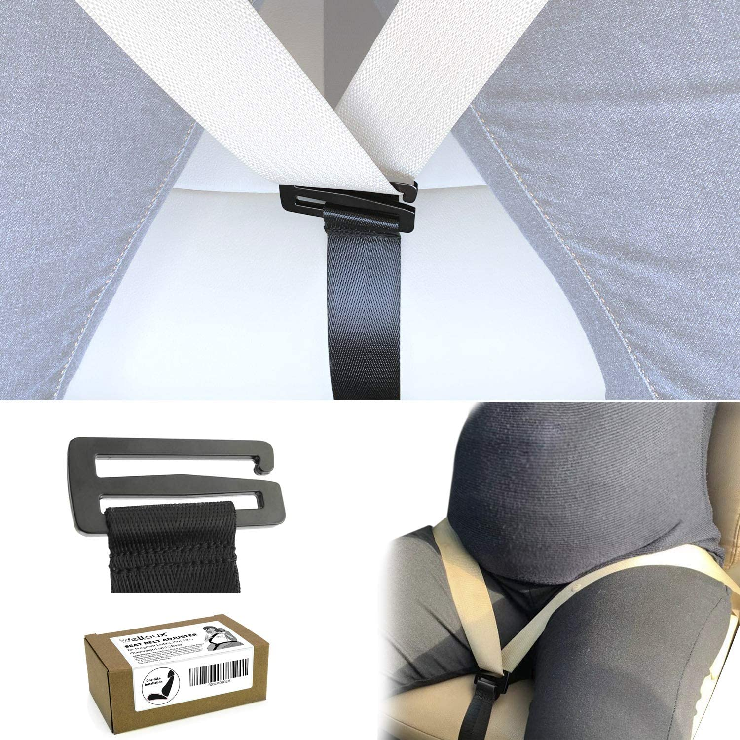 SB Adjuster, Best for Expectant Mothers and Oversize People