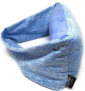 Travel Plane and Neck Pillow for Long or Short Flights to or from Australia – This Compact, Soft, 2 in1 Travel Pillow is Essential for The Aussie Traveller.
