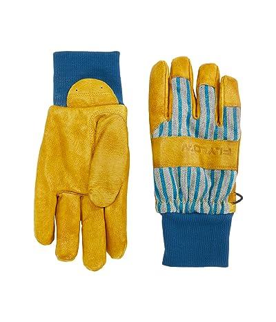 Flylow Tough Guy Gloves (Natural/Blue 1) Ski Gloves