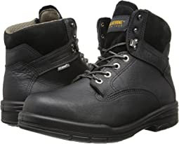"Wolverine 6"" DuraShocks® SR Steel-Toe Boot"