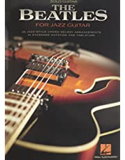The Beatles for Jazz Guitar: Solo Guitar