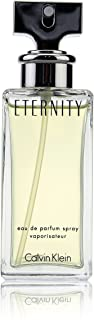Eternity Eau De Parfum Spray 3.4 Oz  100 Ml for Women