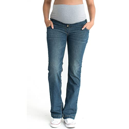 9637100e20fb1 Vintage Maternity Jeans  Over the Bump