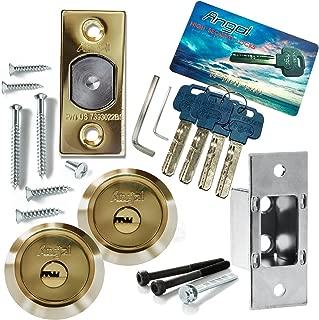 Angal High Security Double Deadbolt Lock