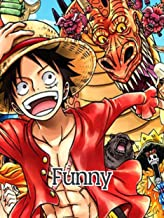 The Funny One Piece menes - Hilarious Cool Book menes (English Edition)