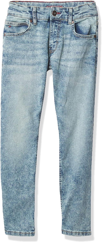 Tommy Hilfiger Boys' Denim Stretch Large discharge sale Max 85% OFF Jeans